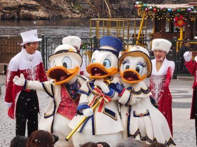 2018【年パス日記】その33 またまたディズニークリスマス☆ セレブリオ・ラウンジ満喫2Days