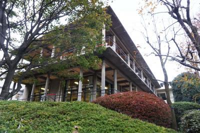 東京九段にある旧山縣有朋邸跡と庭園を見学