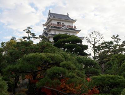 秋の瀬戸内紀行(6) 福山城