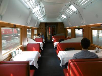南ドイツ・チェコ・オーストリア国際特急列車の旅(第5弾:ミュンヘン→シュツットガルト→フランクフルト)