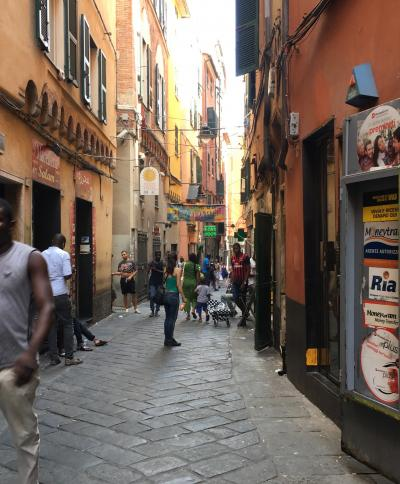 サンマリノ→ミラノ→ジェノバ、リグーリアへの道-モナコ、マルタ、リヒテンシュタイン、ルクセンブルク、他自称独立国2国含む15日11カ国ヨーロッパ小国マラソン(3)
