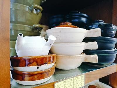 香港★土鍋を探しに調理器具の問屋街へ