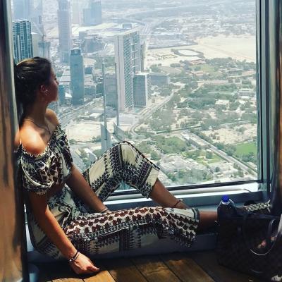 パームジュメイラに魅せられて・・・・・(^_-)-☆ ソフィテル ザ パーム~ジュメイラ エミレーツタワーズ 今年4回目の海外