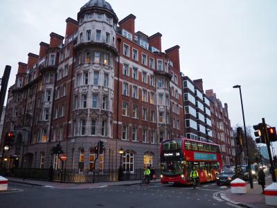 パリとロンドンうきうき一人旅…なぜかちょっとだけドーハ 3