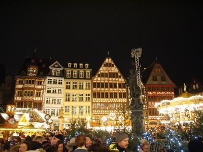 ストラスブールのクリスマスマーケット&ちょっとマルタ、フランクフルト、ブリュッセル2