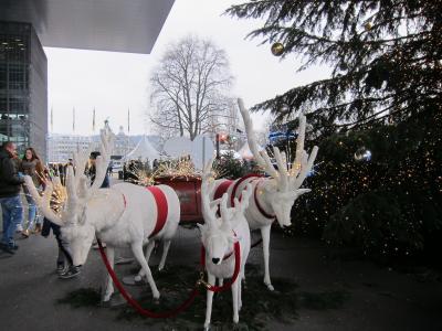 2018*クリスマスの奇跡*スイスで巡る WeinachtsMarkt