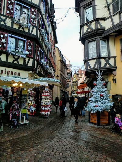 ストラスブールのクリスマスマーケット&ちょっとマルタ、フランクフルト、ブリュッセル3