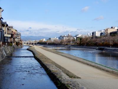 年の瀬 in 京都 早朝のまち歩き