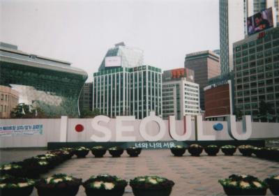 【韓国・ソウル】写ルンですで撮った初冬のソウル