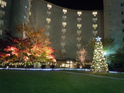 バースデイ旅行京都&神戸 (3) 京都プリンスホテル・二条城二の丸御殿