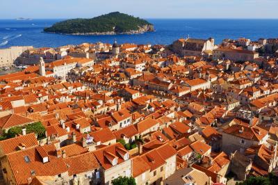 夏のクロアチア!5泊8日縦断の旅【6日目・これぞアドリア海の真珠 ドブロブニク】