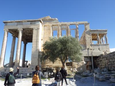 弾丸ギリシャ旅行~出発からホテル到着まで