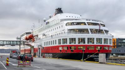 2018秋 ノルウェー沿岸急行船 往復の旅 1日目:セントレアからベルゲンへ飛んで沿岸急行船に乗船