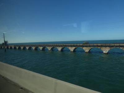 フロリダ セブンマイルブリッジ (Seven Mile Bridge, Florida)