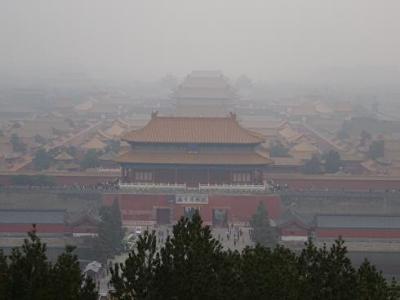 20年ぶりの冬の北京へ