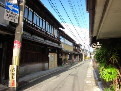 京都・橋本宿 ひっそり隠れたノスタルジックな遊郭跡をぶらぶら歩き旅