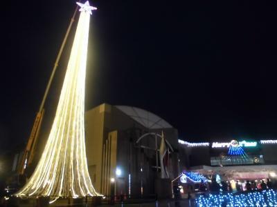 芸濃クリスマスイルミネーション