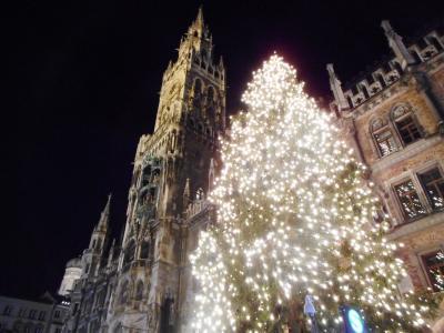 2018 遅い遅い夏休みはドイツ・ミュンヘンのクリスマスマーケットへ。ホテルとクリスマスマーケットへ