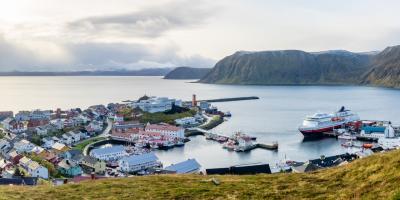 2018秋 ノルウェー沿岸急行船 往復の旅 6日目:ホニングスヴォーグ