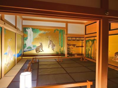 市内探訪3 車道→白壁→名古屋城本丸御殿ナイトツアー