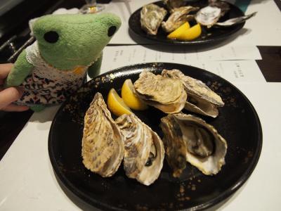 姫路城と美味しい室津の牡蠣 3