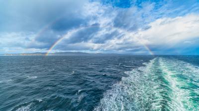 2018秋 ノルウェー沿岸急行船 往復の旅 11日目:トロンハイム~クリスチャンスン~モルデ
