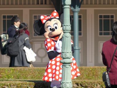 初バニラ~娘とのディズニーランド&東京ショッピング旅行♪