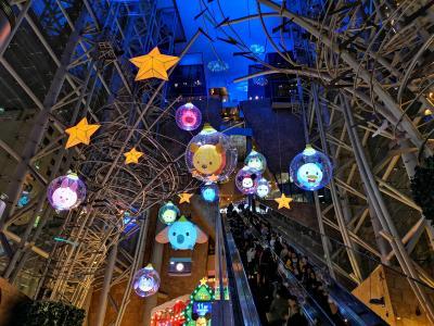 今年最後の香港一人旅 1日目(重慶大厦に宿泊、友達との再会、冬の夜景編)