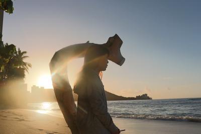 パディントン&小パディントン クリスマスのハワイへ行く のんびりハレクラニ滞在記③