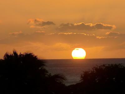 15年振り位のハワイ ビーチリゾートです