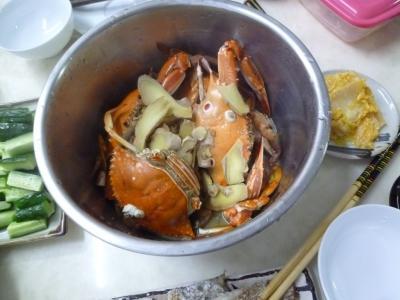 またまた、蚵仔寮漁港に魚介類を買いに行きました 高雄 2018/12/16
