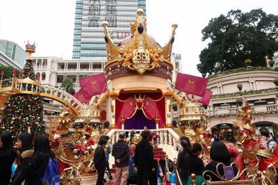 香港★クリスマス2018 毎年楽しみにしているクリスマスデコレーション ~iSQUARE・1881Heritage・海港城Harbour City~