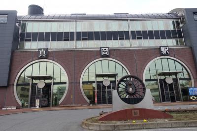 鹿島臨海鉄道、関東鉄道(常総・龍ケ崎)、真岡鐡道、ひたちなか海浜鉄道に乗る旅。④真岡駅でテンション上がって佐貫でうまい酒に合う。