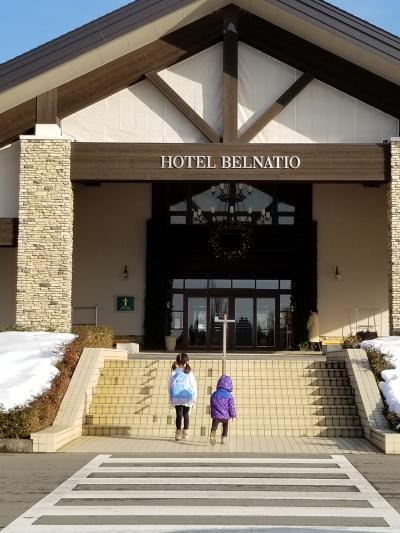 【新潟】2018☆冬 7歳3歳子連れ 今シーズン初の雪山へ