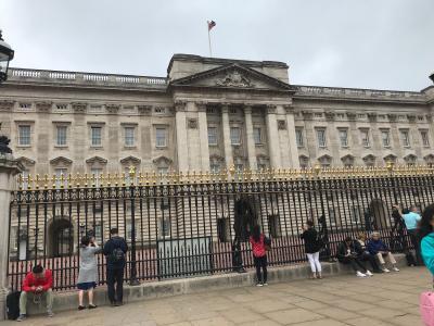 11連休で行く!リベンジのロンドン&マドリード初ひとり旅④11年越しのバッキンガム宮殿&大英博物館