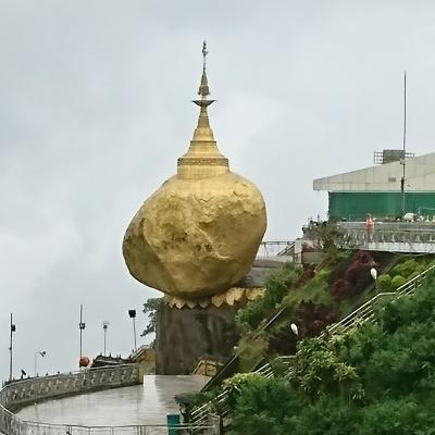 ヤンゴン再再訪問