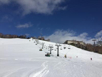 海外旅行だけでなく国内スキーも行くよ♪ 2018年12月・万座温泉の巻