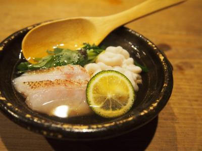 冬の金沢二泊三日の食い倒れ旅 初日は寿司と和食。のどぐろ、白子、甘海老を堪能する。
