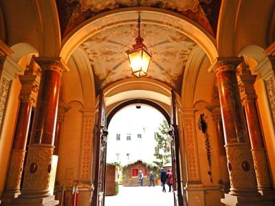 独クリスマスマーケット巡り(3):レーゲンスブルク、フルト
