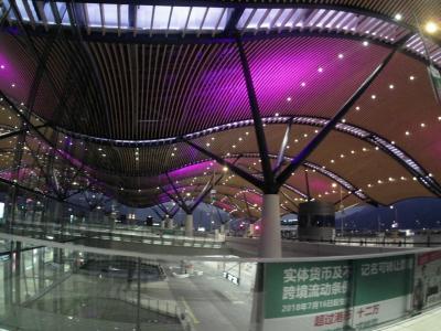 【2018】LCC利用◆マカオ観光&香港でフェス参戦(1/4大阪→マカオ移動編)