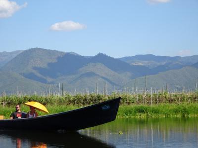 オジンのミャンマー・ダラダラ旅(インレー湖)