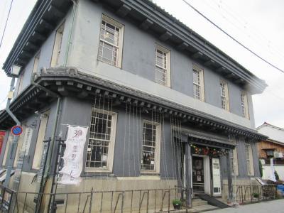 冬の近江・美濃(14)長浜・黒壁スクエア、曳山博物館、大手門通り商店街アーケード