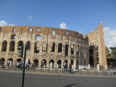 東地中海クルーズ  アテネ~ローマへ (9)-2 ローマ市内観光