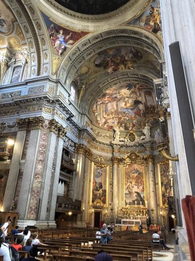 秋のイタリア トスカーナの旅⑥ 1日で回るローマ街歩きと驚きの教会 →帰国へ