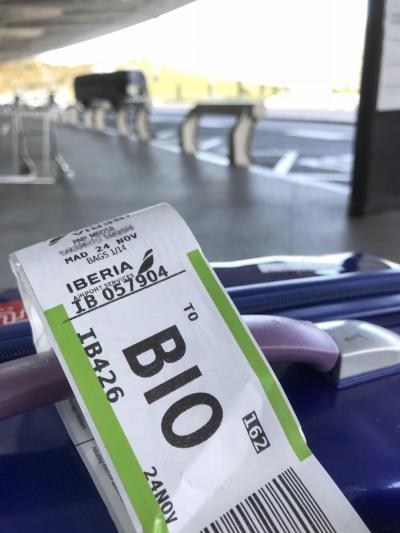 ビルバオ空港からサンセバスチャン(ドノスティア)へバス移動