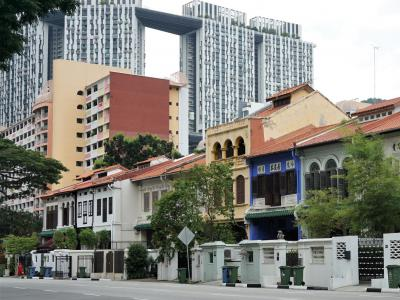 マックスウェルで魚粥食べたら、プラナカンのババハウスを見学 懲りずにシンガポール2018年9月の旅4-1