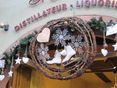 *Marché de Noël*2018 ①アルザスクリスマスマーケット★ Riquewihr&Kaysersberg