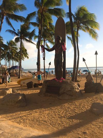 3泊4日ひとりハワイ旅行