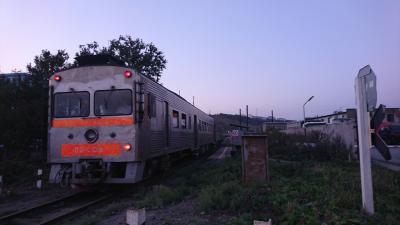北の大地のその先へ、サハリン紀行~Vol2 コルサコフ観光、列車でユジノサハリンスクへ(地球の駆け抜け方4)