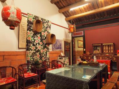 2回目の台湾旅No.7<金門島5>ドラマ「夏の協奏曲」ロケ地 阿寛的家として使われた「銃樓民宿」宿泊 良金牧場のおいしい牛肉麺